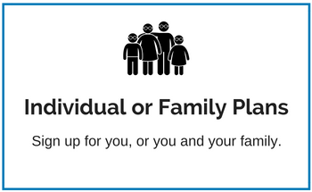Discount Dental Plan for individuals and families.
